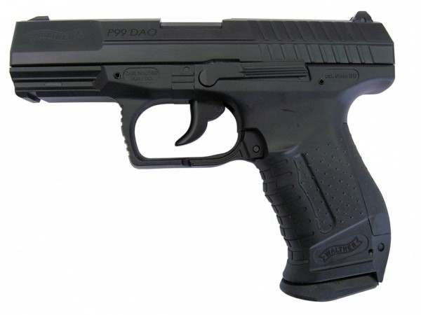 Umarex - GBB pistole Walther P99 DAO, CO2