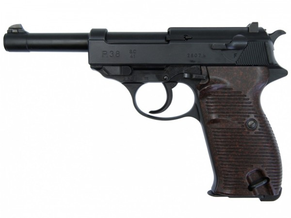 Umarex - GBB pistole Walther P38, Green gas