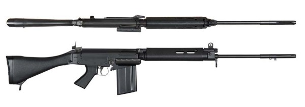 Ares - FN FAL L1A1