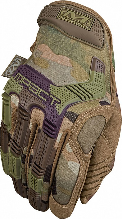 Mechanix - Taktické rukavice M-PACT Multicam, Vel. XL